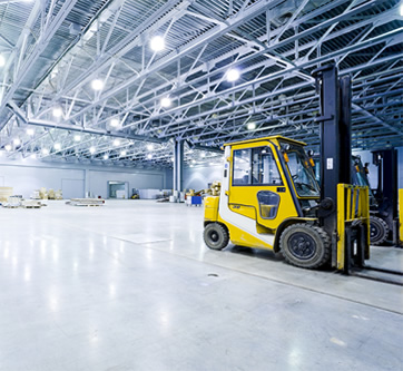 22.000 SQM STORAGE SPACE
